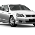 White Caprice Chauffeured Adelaide | Maxilimo